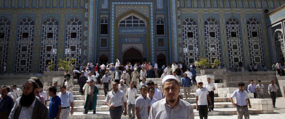 MOSQUES IN TAJIKISTAN