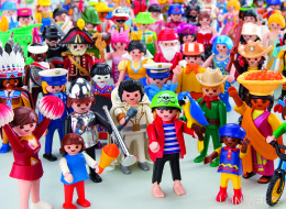 21 curiosidades de Playmobil para amantes de los 'clicks'
