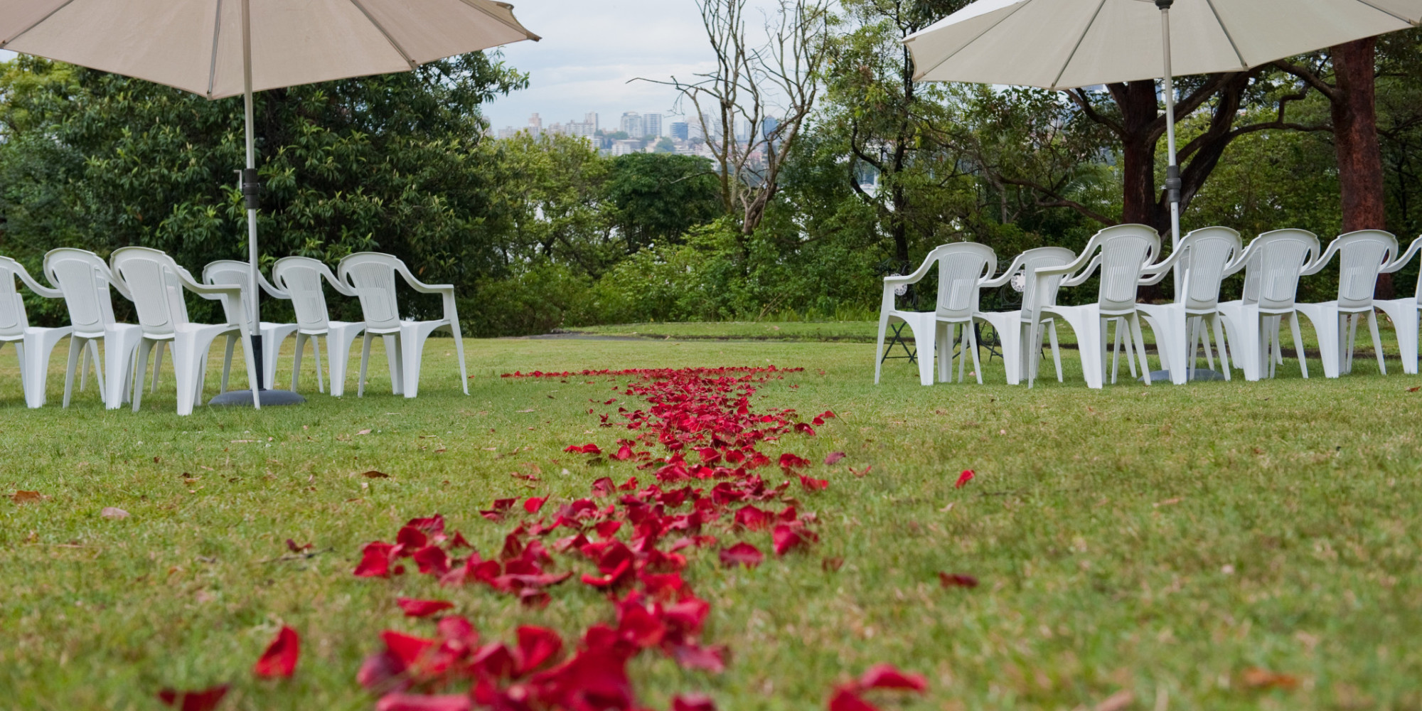 Perfect Backyard Wedding :  Tips for Planning the Perfect Backyard Wedding  The Huffington Post