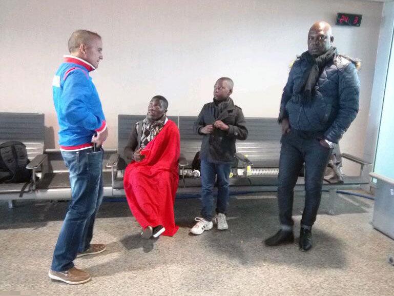 rétention des étrangers aéroport mohammed v mar