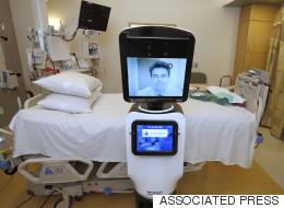 Le robot et le médecin