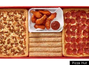 Pizza Hut Big Dinner Box