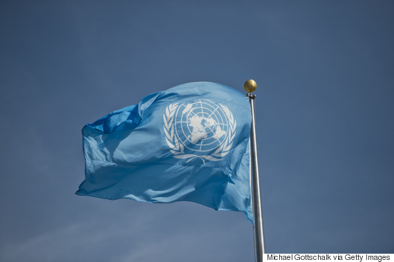 united nations and logo