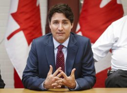 Trudeau: ISIS Just 'Terrorists' And 'Thugs,' Not A State