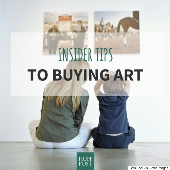 buying art