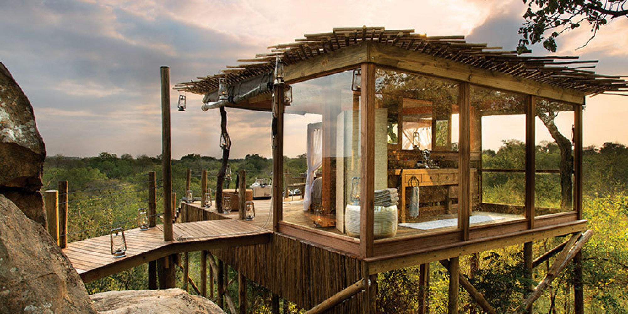 These Incredible Hotel Bathrooms Will Leave You With Serious