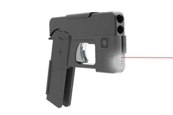 ideal conceal iphone gun