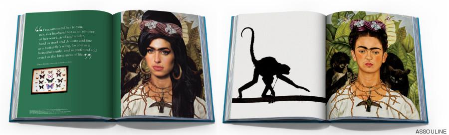 frida amy book