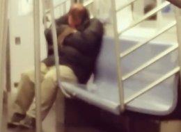 Quelqu'un a filmé notre pire cauchemar dans le métro