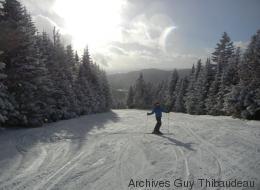 Ski: début des fermetures malgré un bon enneigement