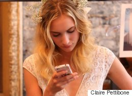 Brides, Put Down Your Phone!