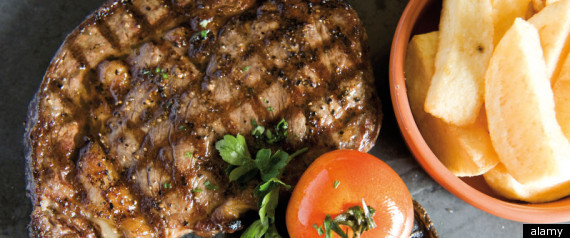 RED MEAT PROSTATE CANCER