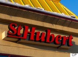 St-Hubert ferme son restaurant de la rue Saint-Denis