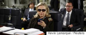 KEVIN LAMARQUE HILLARY CLINTON PHONE