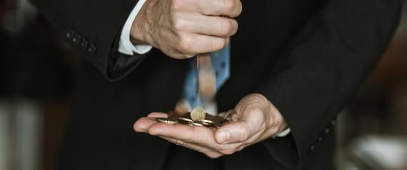 BUSINESS MEN MONEY