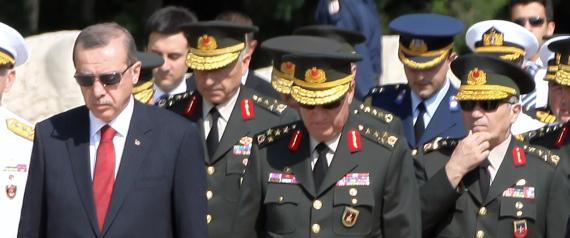 ARMY RECEP TAYYIP ERDOGAN
