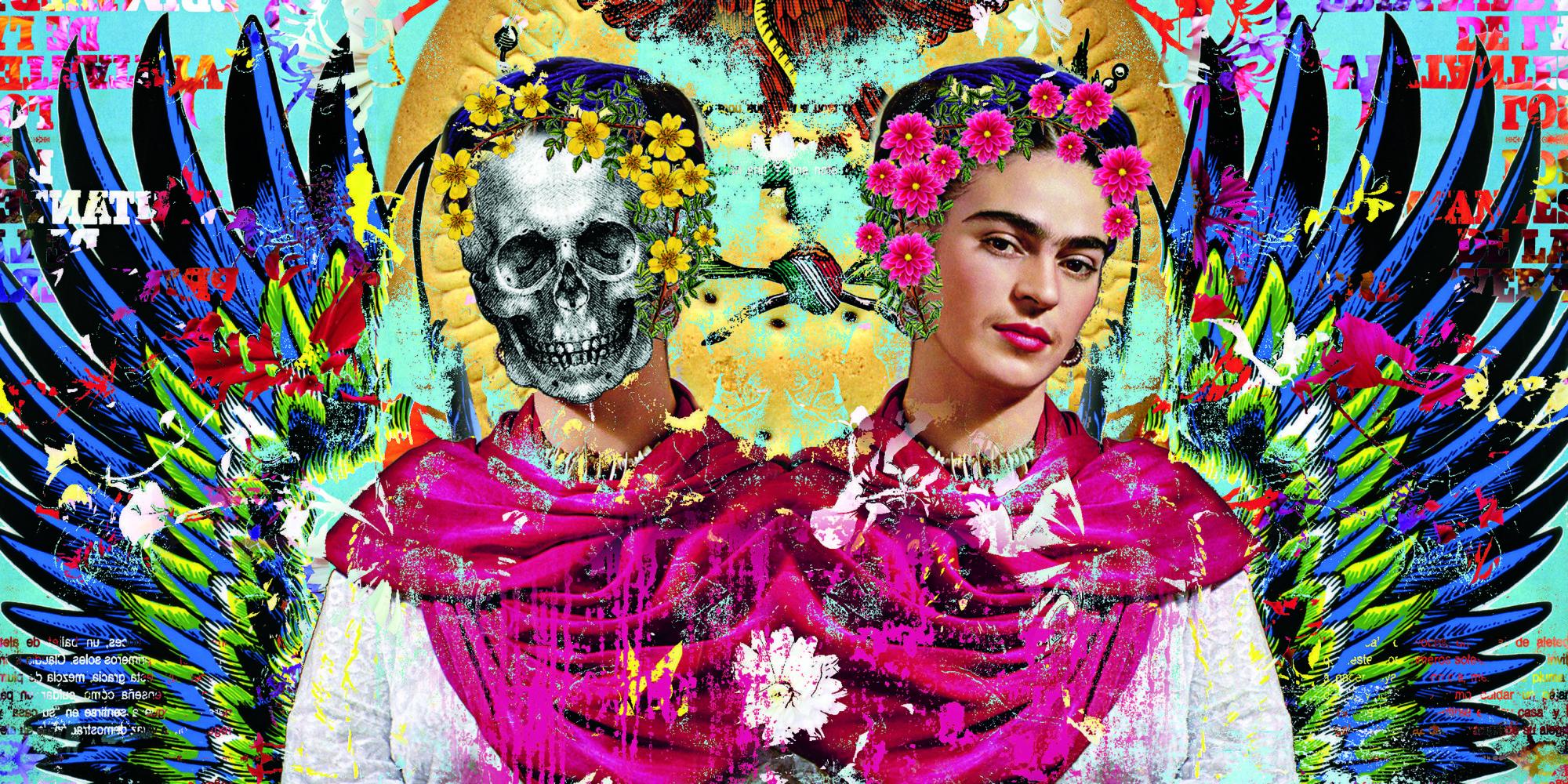 Frida Kahlo Referente De Moda El Libro Que Recoge Su Aspecto M 225 S Desconocido