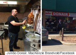 Donair Shop Owner's Act Of Kindness Pays Him Back In A Big Way