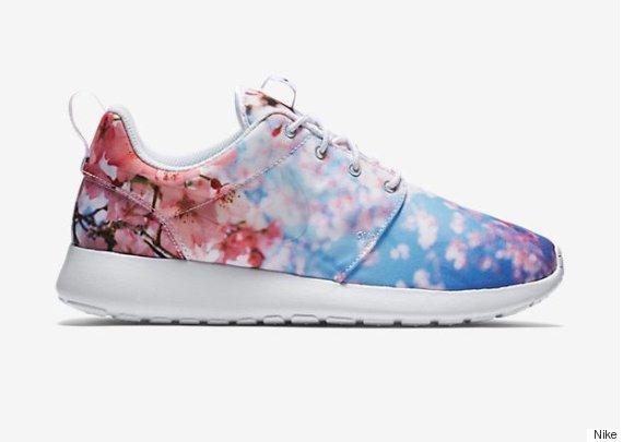 nike cherry blossom