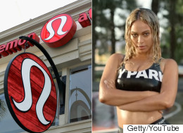 Lululemon Learns The Hard Way Not To Sass Beyonce