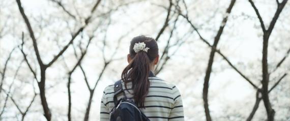 JAPAN SAKURA GIRL