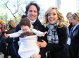 Thanksgiving Day Parade Photos 2011: Celebrities & Balloons March To Macy's (PHOTOS)