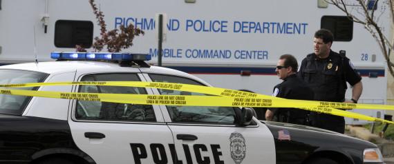 RICHMOND VIRGINIA POLICE