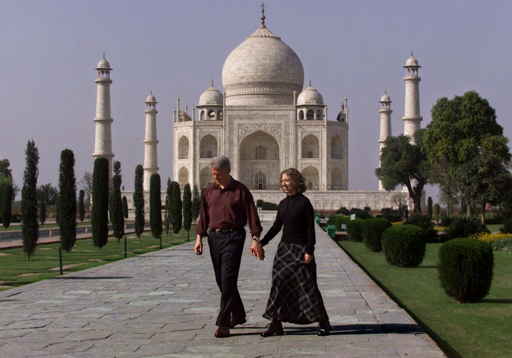 taj mahal wedding