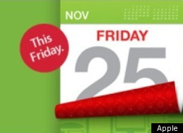 Apple Black Friday 2011