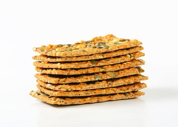 grain crackers