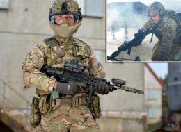 ابتكار جديد سيؤمن حماية عالية لأفراد الأمن والجيش