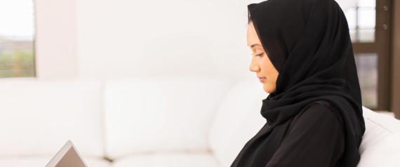 SAUDI WOMAN ONLINE
