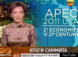 Tatyana Limanova Russian Newscaster Fired