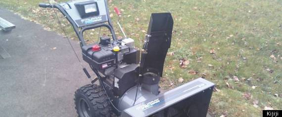 KIJIJI SNOWBLOWER SALE MONCTON NEW BRUNSWICK