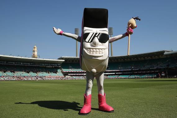 mascot australia