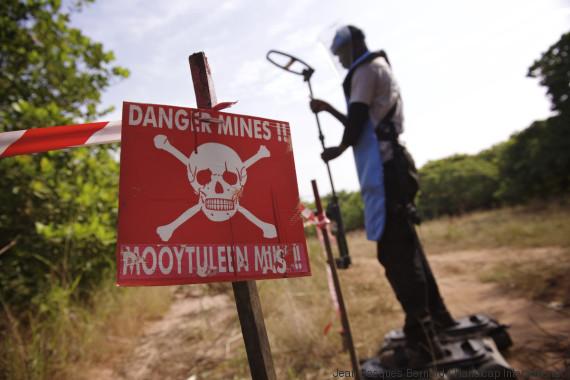 mines