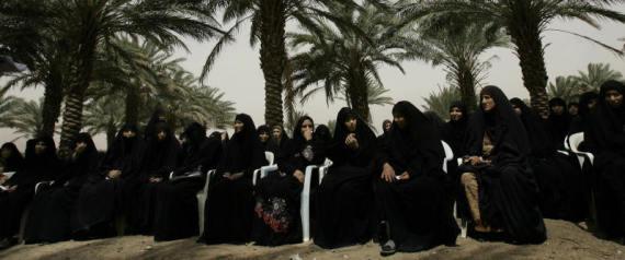 IRAQ WIDOWS