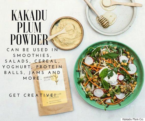 kakadu plum uses