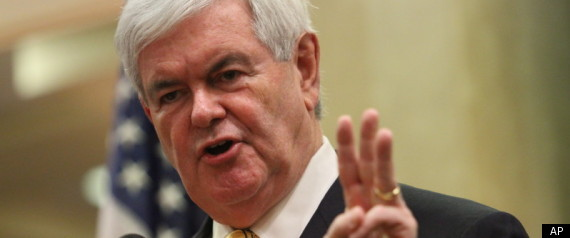 NEWT GINGRICH IMMIGRATION