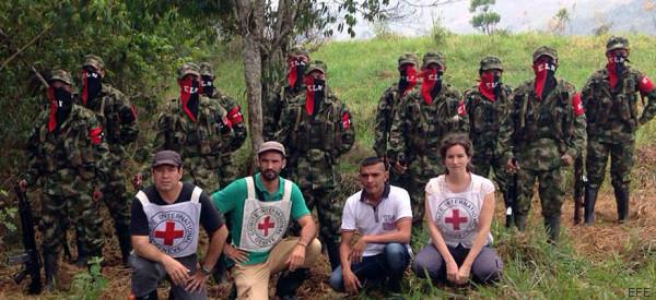 Y el ELN llega a las negociaciones de paz en Colombia