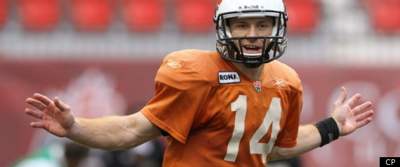 GREY CUP BC LIONS