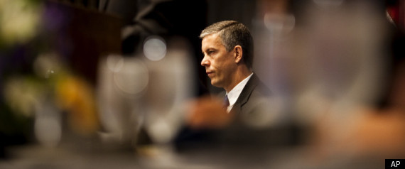 Arne Duncan Race To The Top