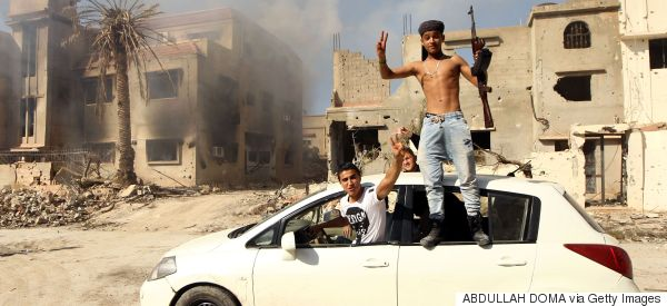 More Western Military Meddling in Libya Is a Bad Idea