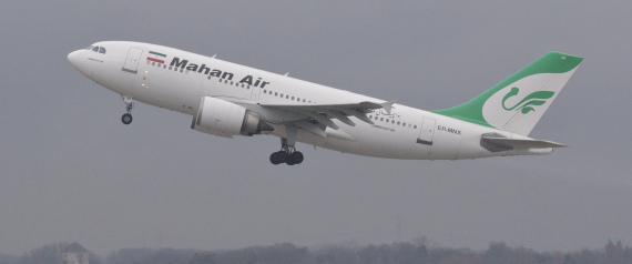 IRAN MAHAN AIR