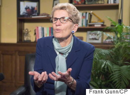 Wynne Asks Why Ontarians Are Drinking Bottled Water At All