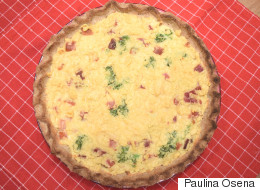 This Delicious And Easy Quiche Is Free Of Top Food Allergens