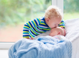 Surviving Life With a Newborn and Toddler