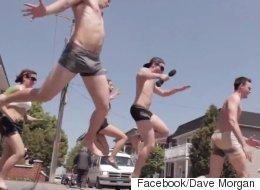 Vous verrez des coureurs presque nus dans Hochelaga le 1er mai