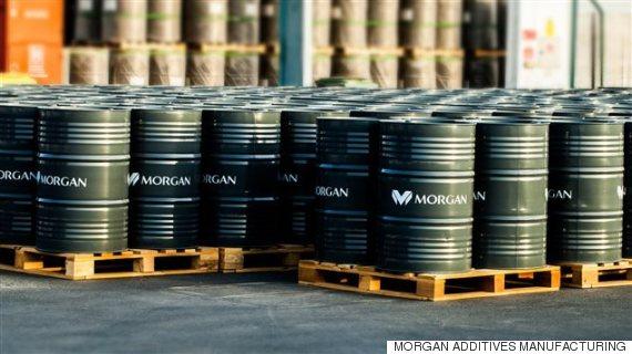 barils de morgan additives manufacturing