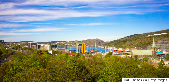 newfoundland panorama